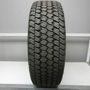 P265 70r17 Goodyear Wrangler At S 113s Tire 14 32nd No Repairs
