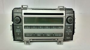 Toyota Matrix 86120 02720 Cd Radio 11820