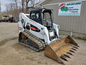 2014 Bobcat T650 Track Skid Steer Loader 2625 Hours