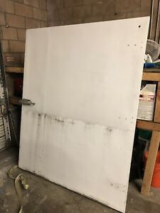 Walk In Cooler freezer Door 62x79 H duty Barely Used
