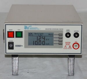 Associated Research Inc 3765 Hypot Iii Dielectric Withstand Tester used