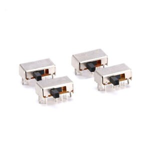 Sd 23d07vg4 Slide Power Toggle Switch Dip 8 3 Position Pcb Breadboard Arduino