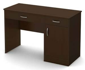 Small Desk In Chocolate Finish id 3092340