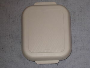 Aladdin Tempreserve 8x8 Insulated Food Carrier Comes With Pyrex Dish Made In Usa
