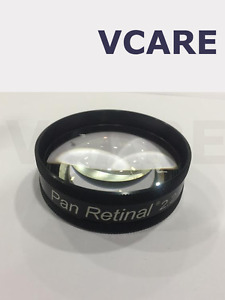 Volk 2 2 Pan Retinal Diagnostic Indirect Ophthalmoscope Lens