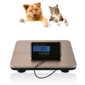 Portable Digital Heavy Duty Stainless Steel Platform Scale Kg lb oz 300kg 150kg