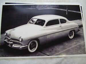 1949 Mercury 2 Door 11 X 17 Photo Picture