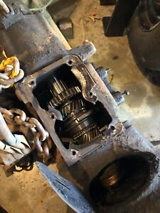 Rare Column Shift T 90 Transmission From 1946 1947 1948 Willys Truck