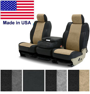 Coverking Alcantara Custom Seat Covers For Honda Del Sol