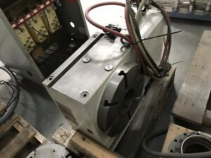 12 Tsudakoma Rn 300r Rotary Table