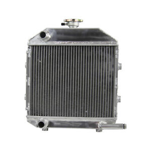 Sba310100211 Great Aluminum Radiator W Cap For Ford Tractor 1300 Capacity