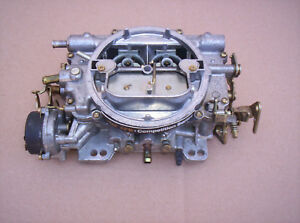 Afb Carter Carburetor 9636 Competition 625 Cfm Mopar