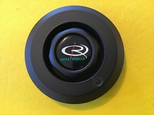 Rota Wheels Black Center Cap Ac023000