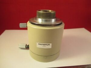 Olympus Japan Mtv 3 Camera Adapter Microscope Part As Pictured ft 4 121