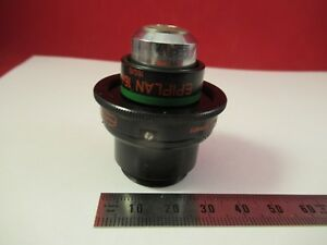 Zeiss Pol Inko Objective 16x 160 462003 Microscope Part As Pictured ft 4 125