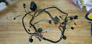 1969 Plymouth Gtx Road Runner Coronet B Body Under Dash Wiring Harness Standard