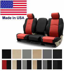 Coverking Leatherette Custom Seat Covers For Honda Del Sol