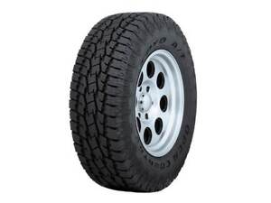 1 New Toyo Open Country A t Ii 114s 65k mile Tire 2657018 265 70 18 26570r18