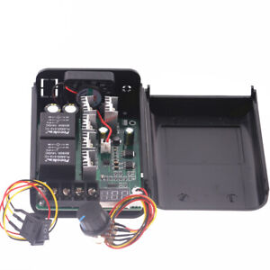 Dc 10 55v Max 60a Pwm Motor Speed Controller 0 100 Adjustable Drive Switch