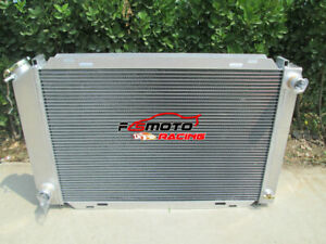 For Ford Mustang Gt Lx 5 0l V8 302 Aluminum Racing Radiator 1979 1993 92 91 90