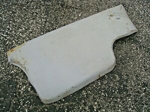 1949 1950 Pontiac Chieftain Silver Streak Rear Lower Quarter Panel Patch Lh