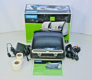 Dymo Labelwriter 450 Twin Turbo Label Thermal Printer Bundle