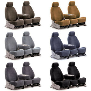 Coverking Velour Custom Seat Covers For Honda Del Sol