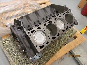 1971 Olds Cutlass 442 H O Nos Gm 455 Code Tw Factory Short Block Gm 231139 71