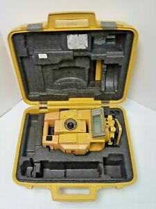 Topcon Gpt 8205a Electronic Total Station Used