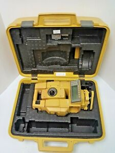 Topcon Gts800a Total Station Used