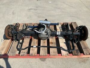 2012 2013 Ford Mustang Boss 302 Rear End Differential 3 73 Gears Oem