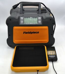 Fieldpiece Mr45 Digital Refrigerant Recovery Machine Ac Hvac Air Condition Tool
