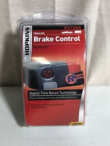 Hopkins 47284 Reliance Digital Electronic Brake Control With Plug in Connector