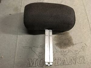 94 98 Ford Mustang Gt Headrest Cloth Black