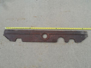 Model A Or T Dash Part Piece Cluster Firewall Cover Original Oem