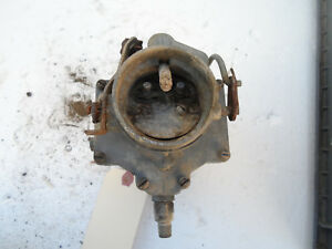 Tillotson Yr2 Yr 2 Yr 2 Model Single 1 Barrel Used Carb Carburetor 3 Ford Chevy