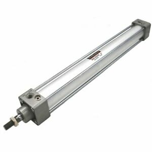 Baomain Pneumatic Air Cylinder Sc 32 X 450 Pt 1 8 Bore 1 1 4 Inch Stroke 18 New