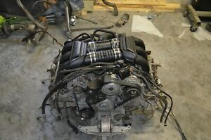 2005 2006 Porsche Boxster 987 68k Engine 2 7 Complete Motor Manual 5 speed