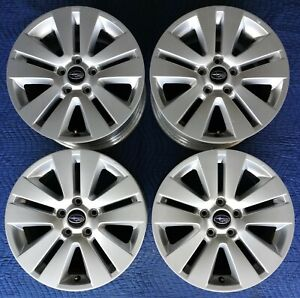 Subaru Outback Oem 17 Wheels 2015 2019 Excellent Condition