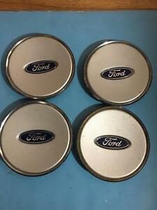 01 07 Ford Windstar Center Caps Lot Of 4 excellent Free Ship In Us 1f221a096ab