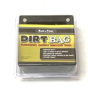Rack a tiers Dirt Bag Electrical Safety Drilling Tool