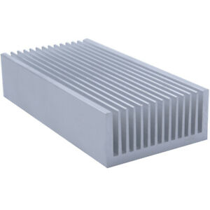 200 99 45mm Aluminium Heat Sink For Cpu Led Cooling Power Chip Transistor To 220