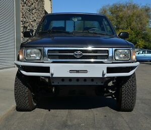 Off Road Toyota Front Winch Bumper Fits 1989 1995 4runner Pickup