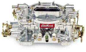 Edelbrock 1404 Performer Series 500 Cfm Manual Choke Carburetor