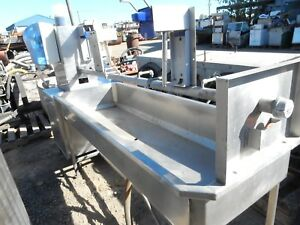 Commercial Hand Washing Station For 6