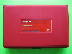 2 Snap On Tap Die Empty Cases Only