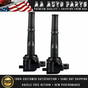 Ignition Coils Pair For 1996 1999 Toyota Paseo 1995 1999 Tercel L4 1 5l Uf170