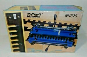 Reliant Master Dovetail Machine With 1 2 Template In Box Nn825