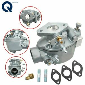 12954 Tsx765 Carburetor With Gaskets For Ford Tractor 501 601 641 681 701 Usa