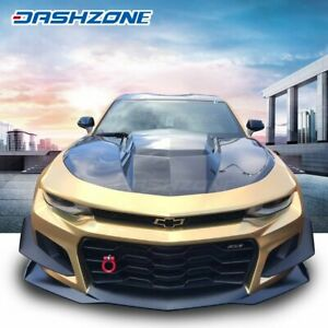 Zl1 V2 Style Front Bumper Grill Conversion Body Kits Fit 2016 2018 Chevy Camaro